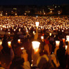 Virginia Tech Candlelight Vigil