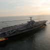US NEWS CARRIER-KENNEDY 1 USN