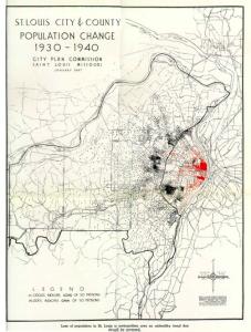 St. Louis: A Segregated City