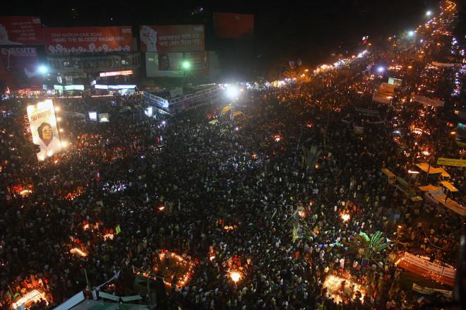 The Magnificence of Bangladesh's Shahbag Movement