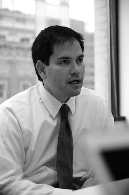 Why Rubio Won't Be King in 2016