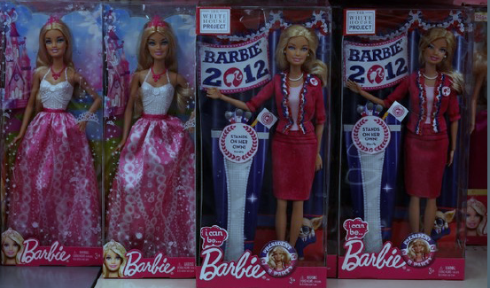 Paging Dr. Barbie