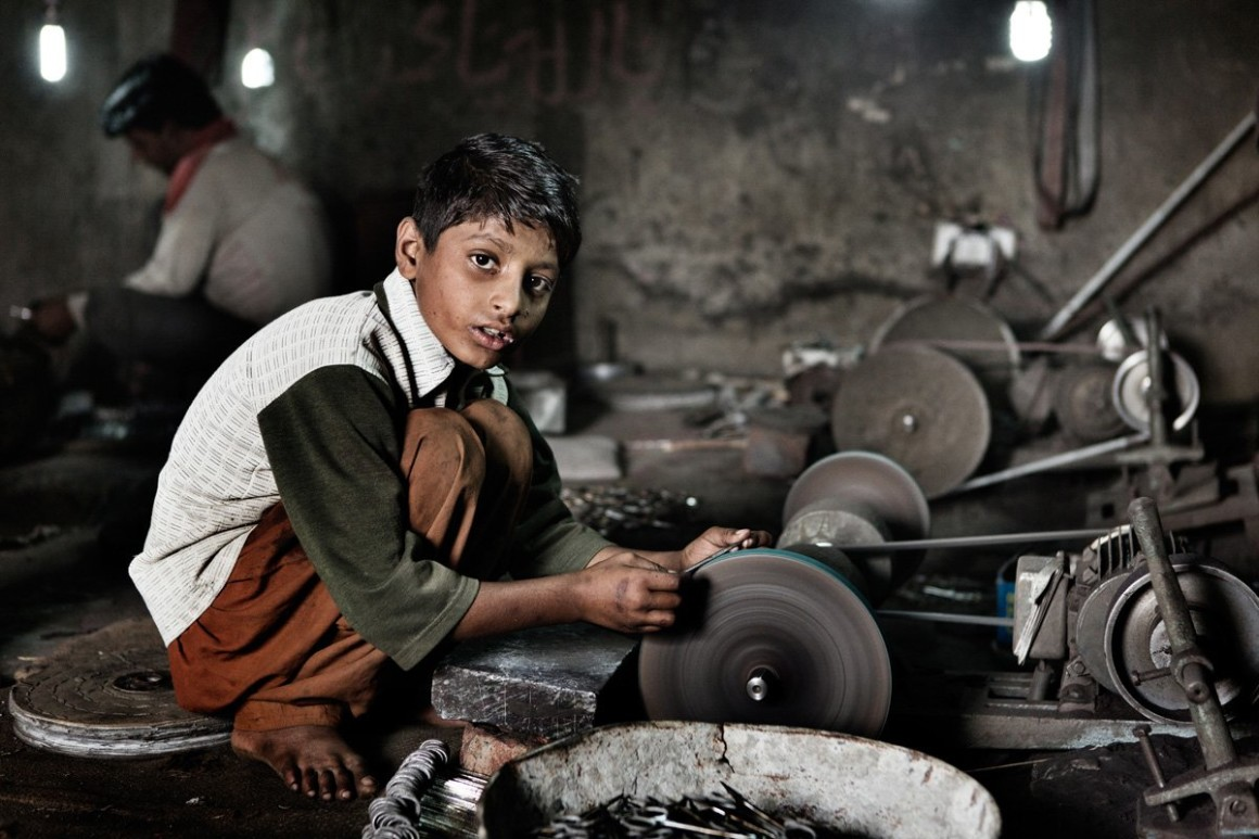 Nike and child labor