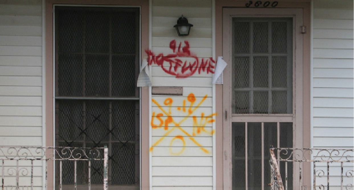 X Marks The Diverging Tales Of Post Katrina New Orleans