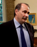 Vice President Joe Biden speaks with senior advisor David Axelrod during a meeting in the Oval Office, May 29, 2009.    (Official White House Photo by Pete Souza)  This official White House photograph is being made available for publication by news organizations and/or for personal use printing by the subject(s) of the photograph. The photograph may not be manipulated in any way or used in materials, advertisements, products, or promotions that in any way suggest approval or endorsement of the President, the First Family, or the White House.