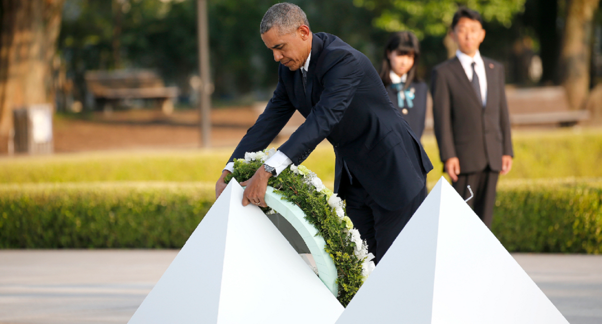 Obama at Hiroshima: A Voice of Humanity