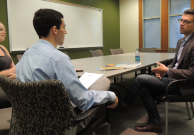 A Late-Afternoon Chat with Vox's Ezra Klein