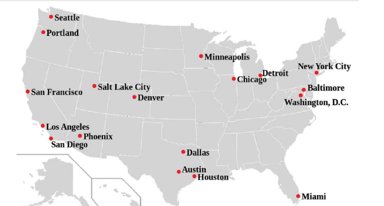 Picture of: Sanctuary Cities Washington University Political Review